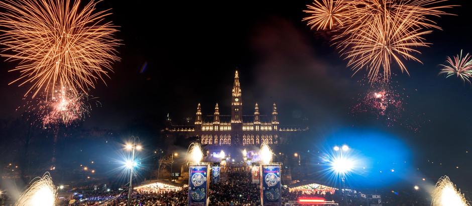 How the world celebrated New Year!                   إحتفالات رأس السنة في العالم