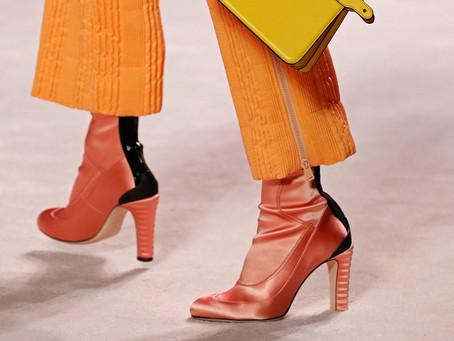trend alert: head over heels أبرز صيحات الأحذية لخريف وشتاء