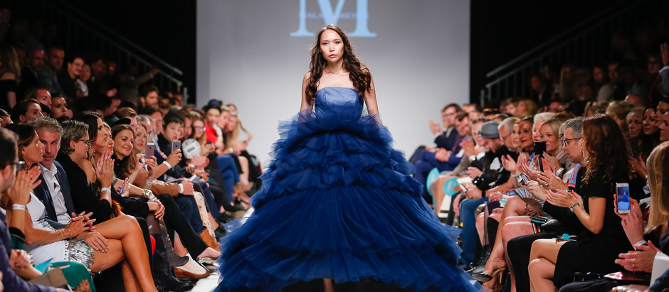 fashion in the news: couture livestream on MQVFW عرض أزياء مجانًا على الموقع الإلكتروني