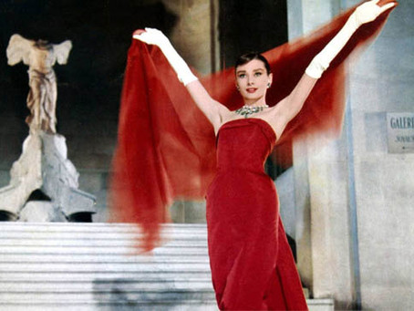 style classics,The best red dress moments.
