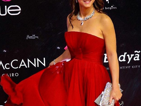 THE TOP 5 RED CARPET LOOKS AT CIFF