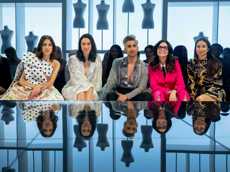 NET-A-PORTER SUPPORTS 'NEXT IN FASHION'