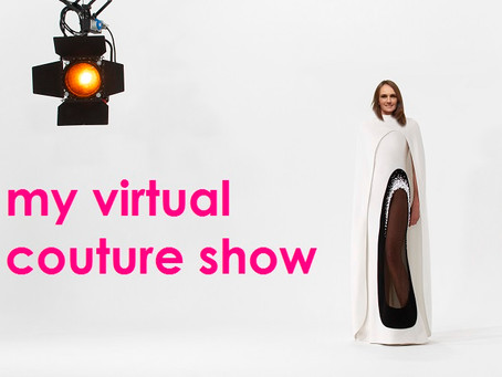 MY VERY OWN VIRTUAL FASHION SHOW