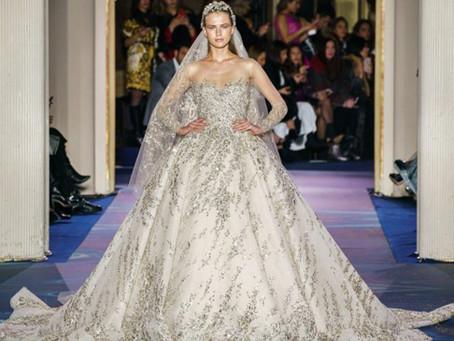 The Fairytale Brides From Paris Haute Couture