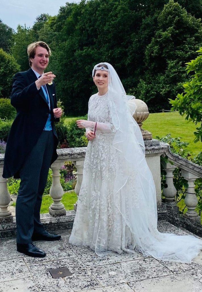 Princess Raiyah wedding