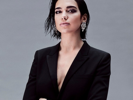 DUA SIGNS YSL FRAGRANCE DEAL.