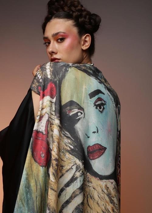 Emirati artist Suzi Fadel Nassif