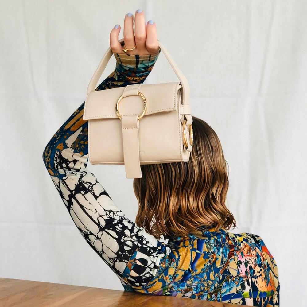 Shop Austrian handbag designer Julia Skergeth.