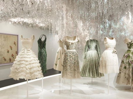 THE MAGIC OF DIOR IN YOUR HOME