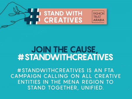 FTA IN SUPPORT OF CREATIVITY