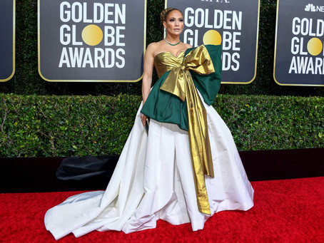 THE 2020 GOLDEN GLOBES BEST FASHION MOMENTS