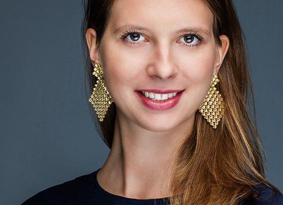 meet the designer: Marie Boltenstern, the architect jewellery ماري بولتنستيرن ، مهندسة المجوهرات