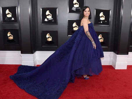 red carpet alert: For better or worse at the 61st Grammy's الأفضل أو الأسوأ