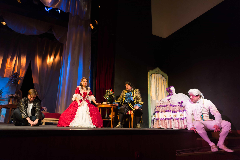 Театральная Комедия отбор (фото) (15)