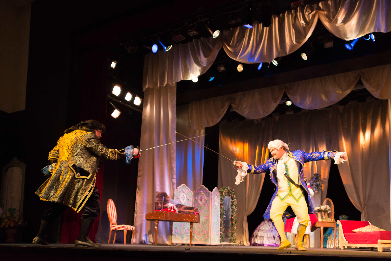 Театральная Комедия отбор (фото) (12)