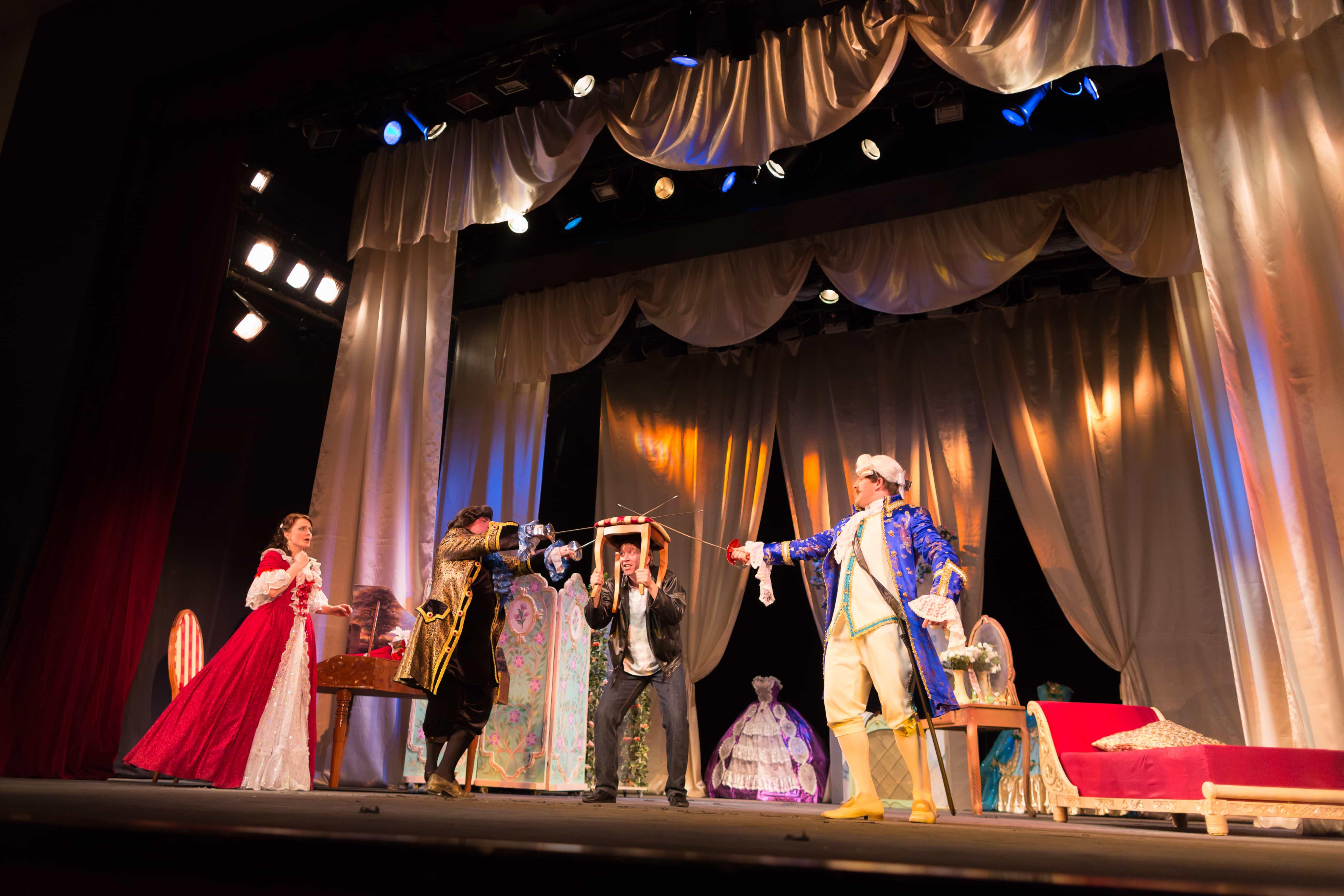Театральная Комедия отбор (фото) (13)