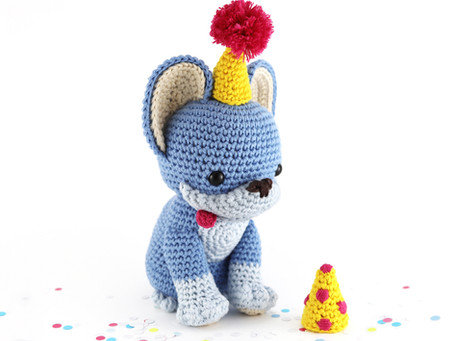 New Pattern - Party Pup