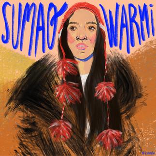 Sumaq Warmi (Beautiful Women in Quechua)