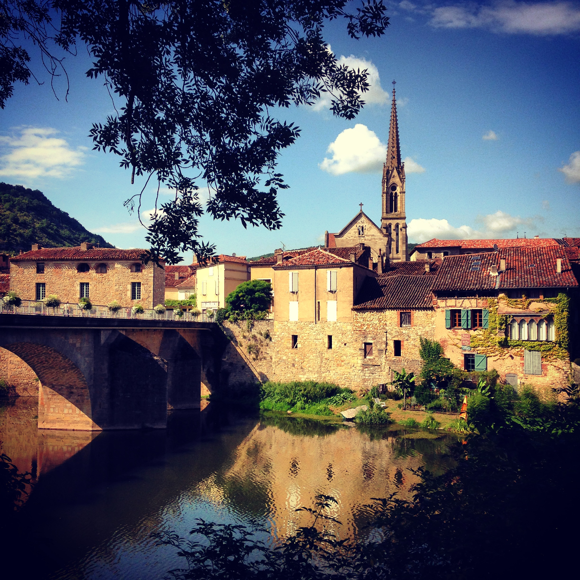Saint Antonin Noble Val Aveyron