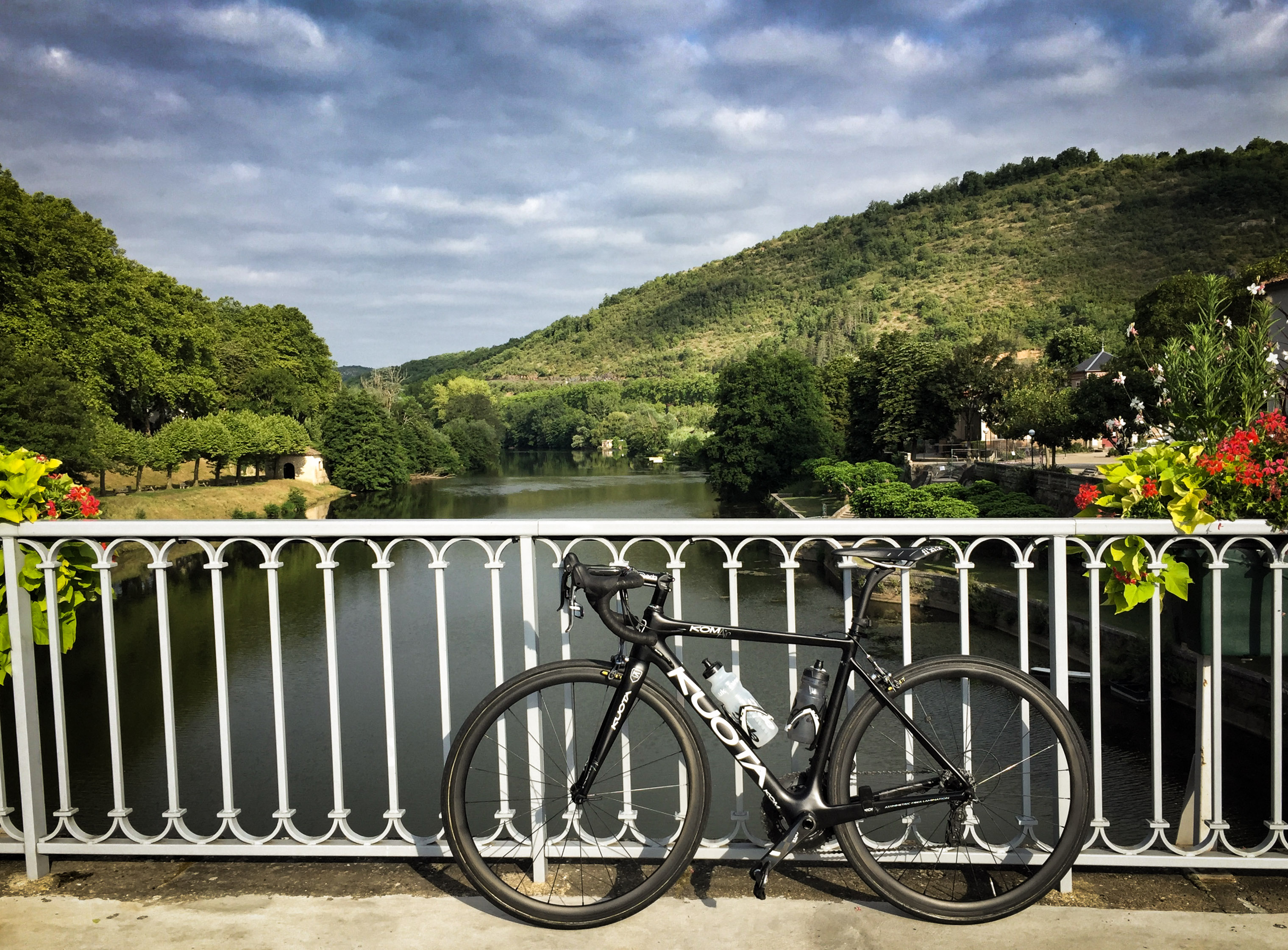 Road cycling holidays France