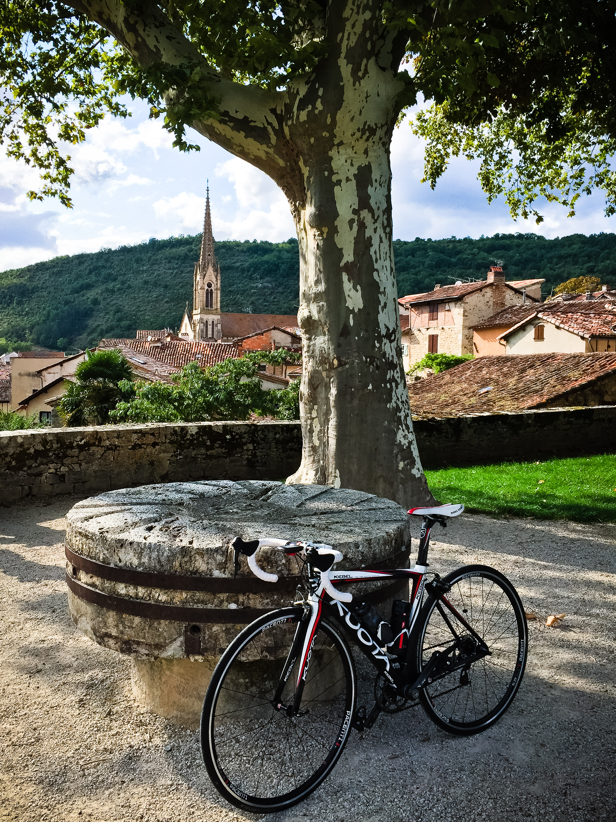 Road cycling midi-pyrenees