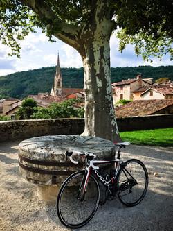 Road cycling midi-pyrenees