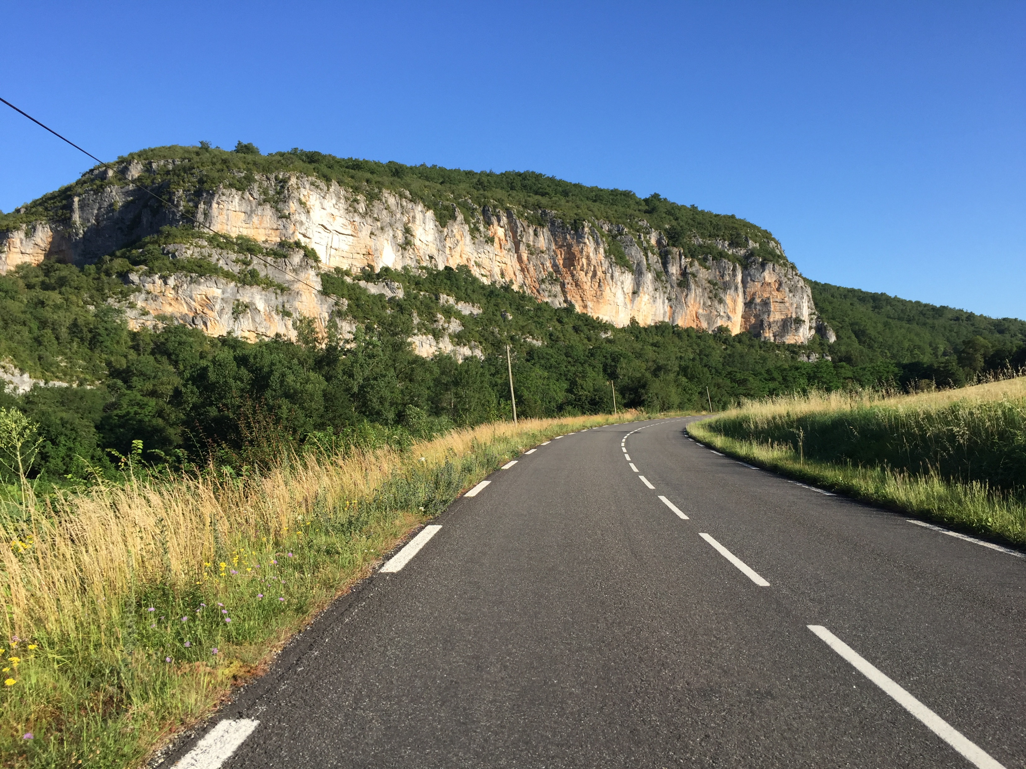 perfect french roads