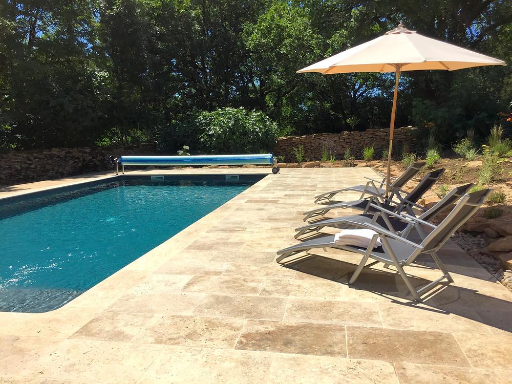 Swimming pool Tours du Tarn