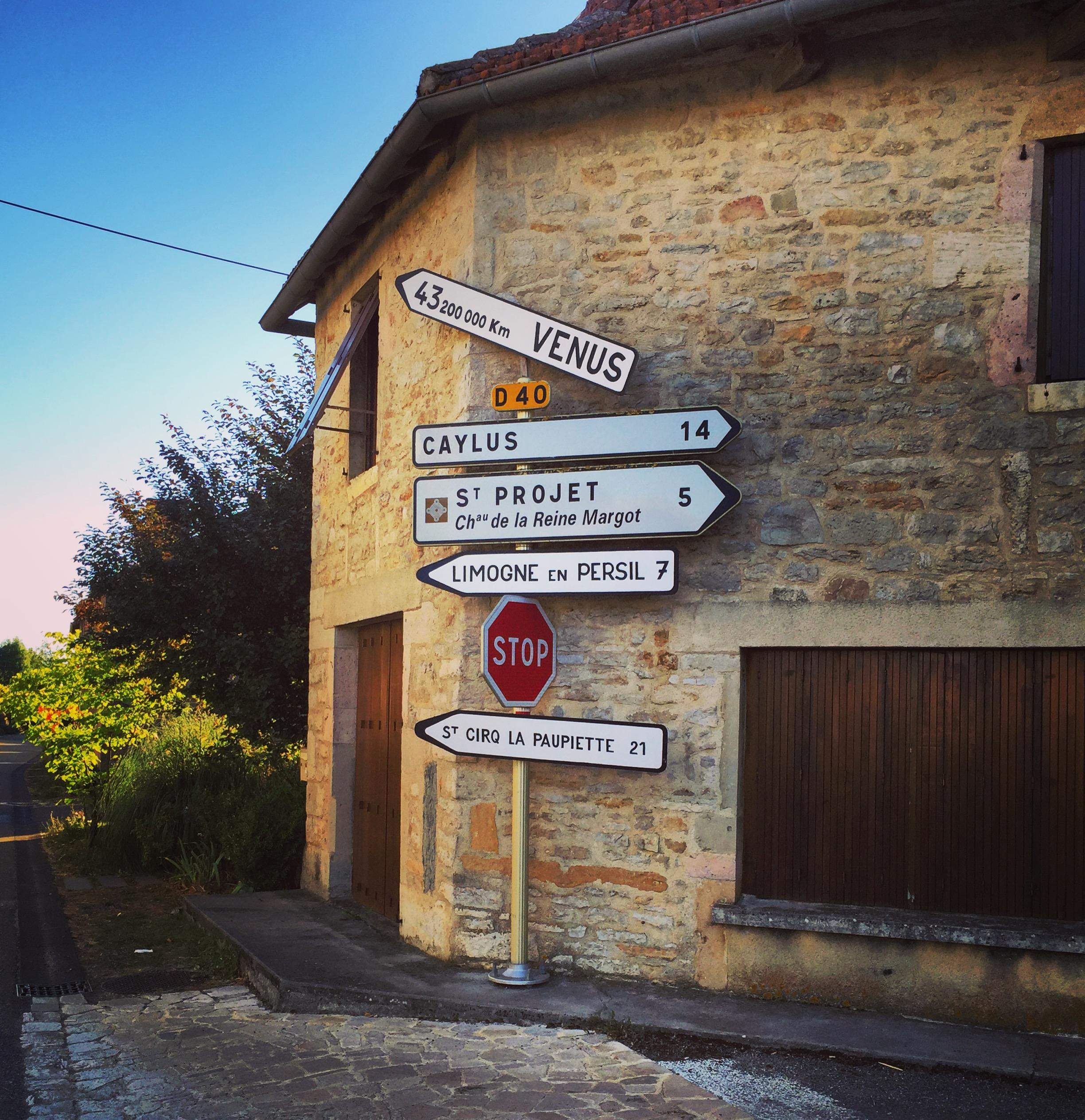 France by bike