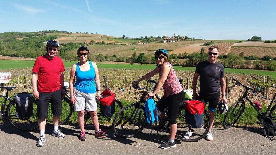 Leisure Cycling Holiday -May 2017