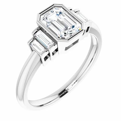 Adeline Diamond Ring