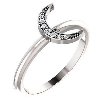 Mila Diamond Ring