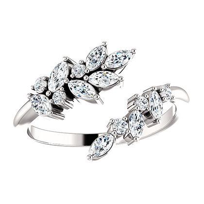 Laurel Diamond Ring