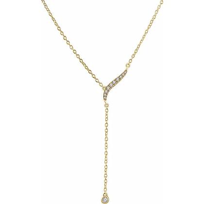 Eva Diamond Necklace