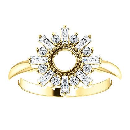 Davina Diamond Ring