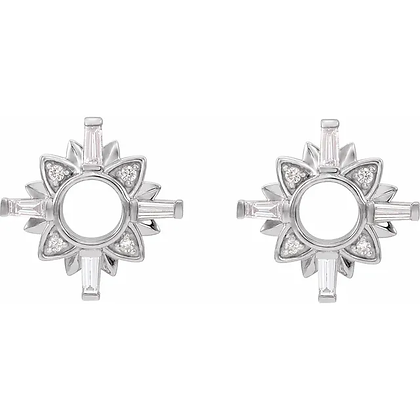 Sadie Diamond Earrings