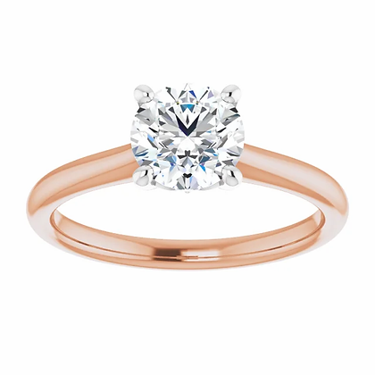 Avalyn Accented Solitaire