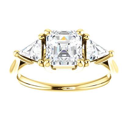Charlotte Diamond Ring