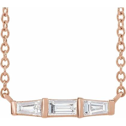 Miriam Diamond Necklace