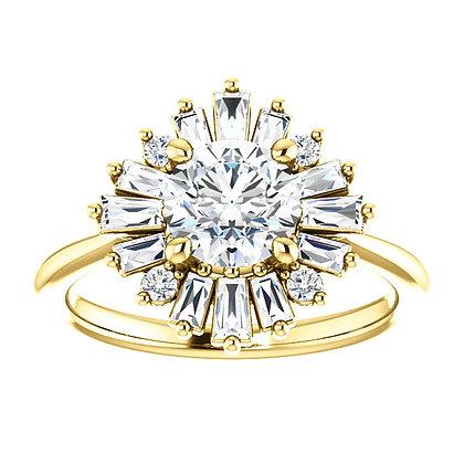 Helios Diamond Halo