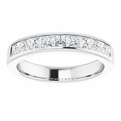 Niklaus Men's Diamond Ring
