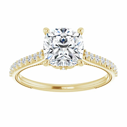 Whitney Accented Solitaire
