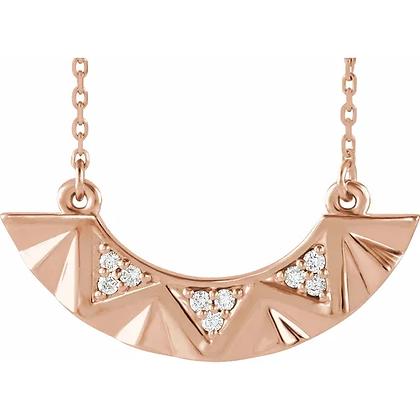 Naveah Diamond Necklace