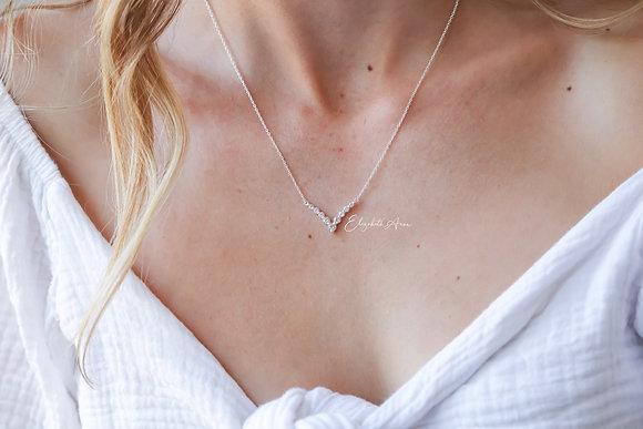 Amelie Diamond Necklace