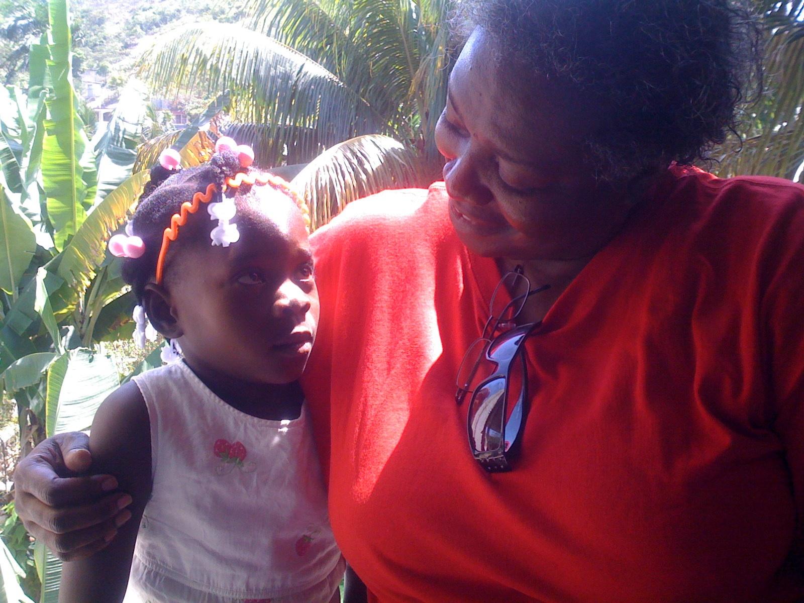 Pastor on Haiti Missions Trip