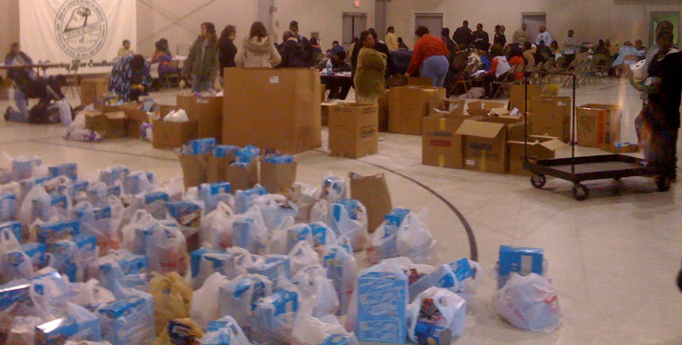 Feed the Children @Christmas