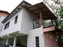 Vista área externa apartamento.