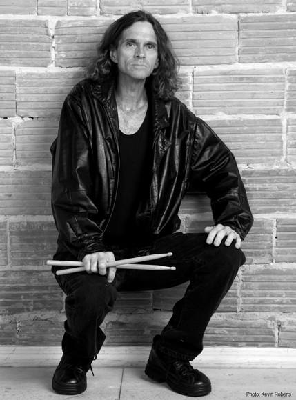 Jeff Patelski - drums