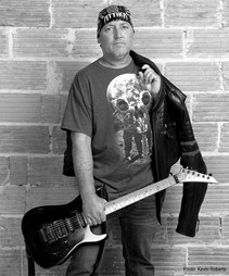 Bill Krajewski - guitars