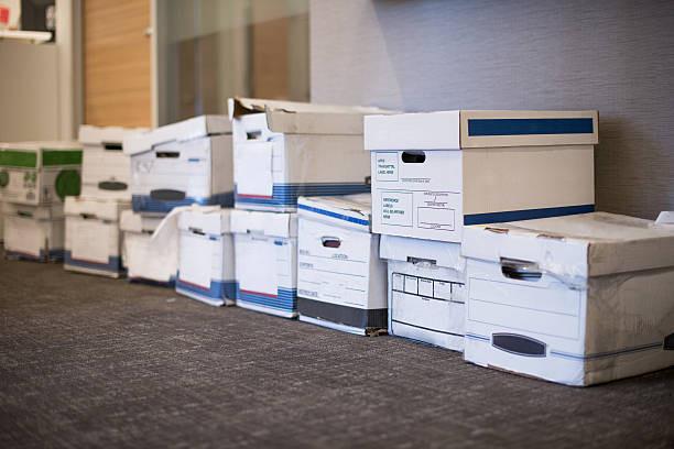 Arquivo profissional de documentos